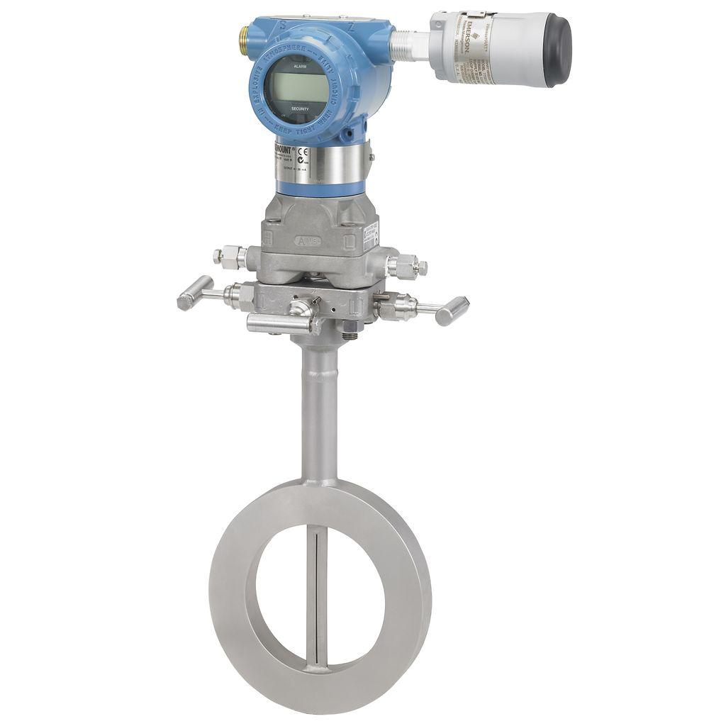 rosemount-3051cfc-wireless-annubar-flow-meter-2-with-adapter