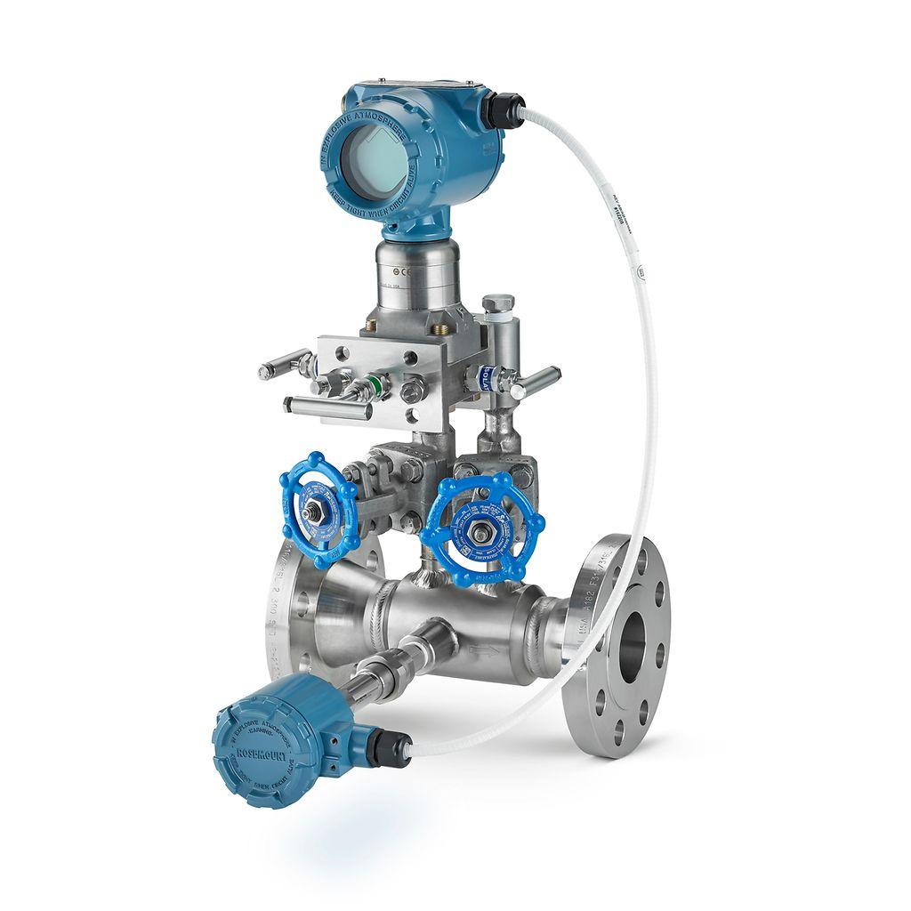 rosemount-9295-process-flow-meter-primary-element-4-left